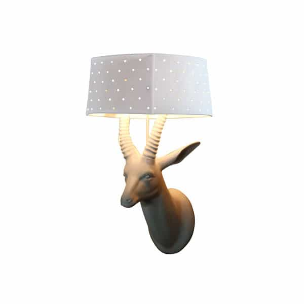 מנורה ראש צבי