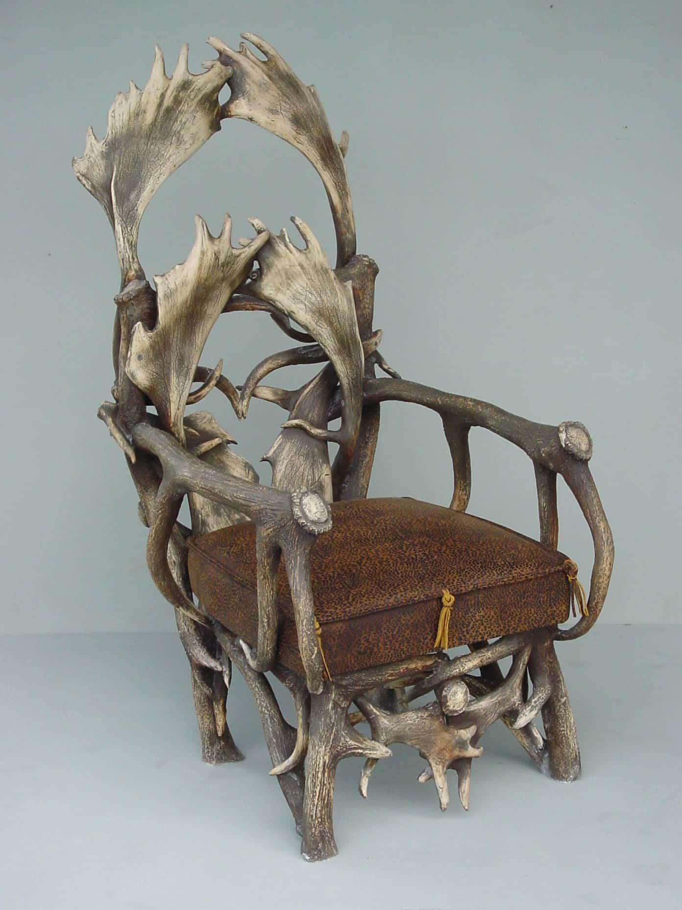 כיסא קרניים