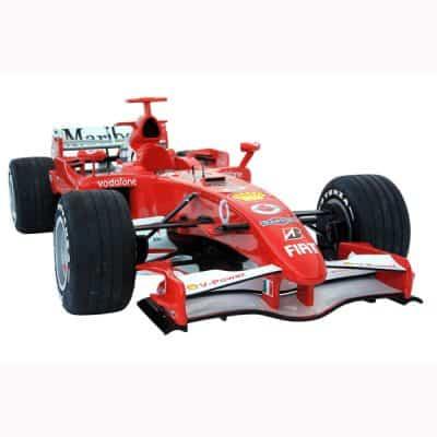 דגם מכונית פורמולה 1