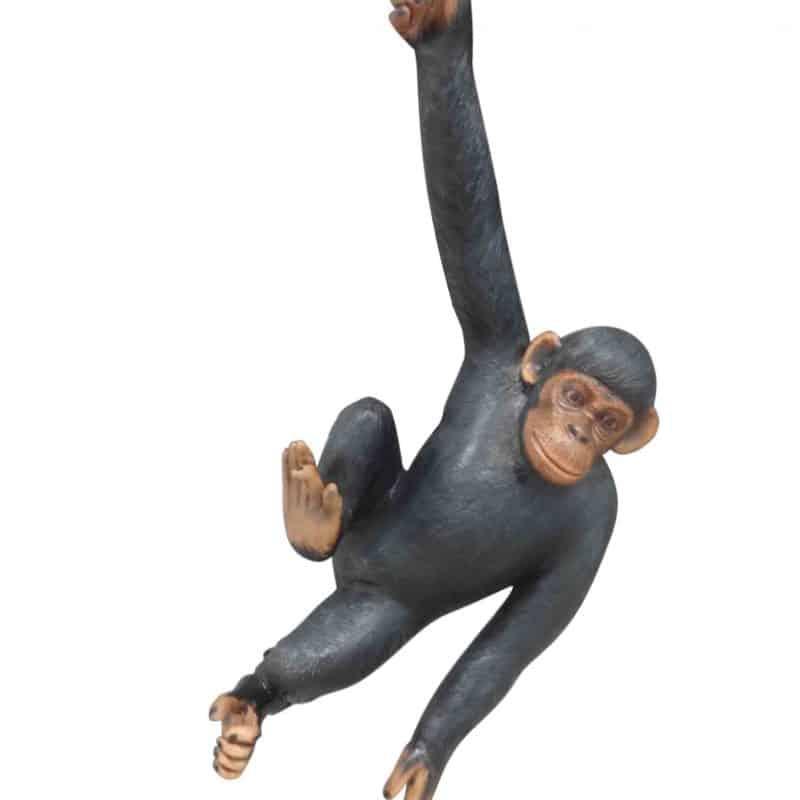 פסל של קוף לתלייה
