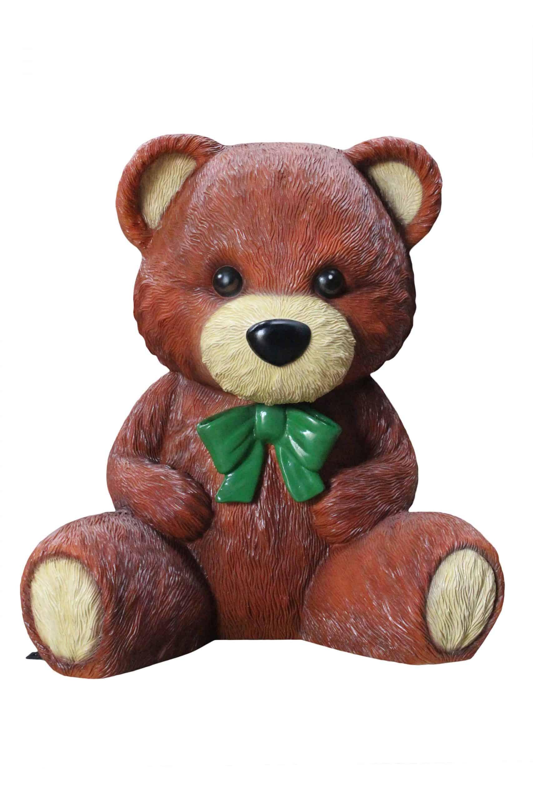 פסל של דובי
