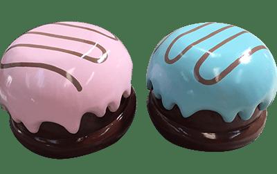 פסל עוגיות שוקולד