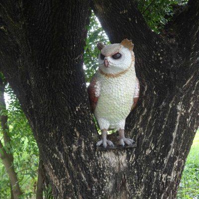 פסל של ינשוף