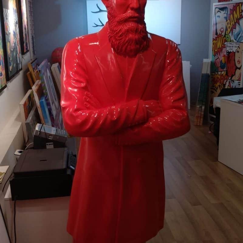 הרצל באדום