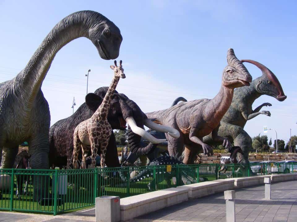 פרויקט דינוזאורים ראשון לציון
